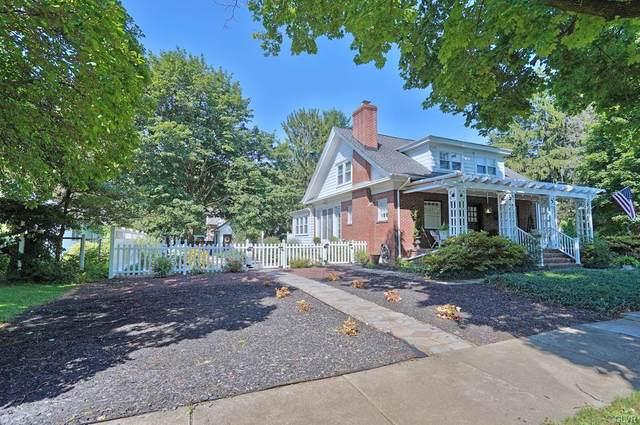 830 N Glenwood Street, Allentown City, PA 18104 (MLS #644885) :: Keller Williams Real Estate