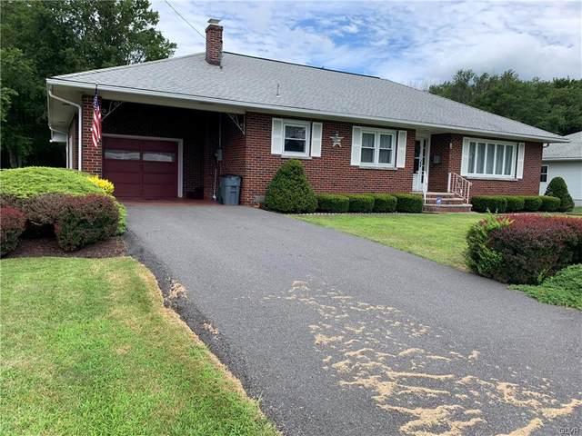 535 North Street, Weatherly Borough, PA 18255 (#645008) :: Jason Freeby Group at Keller Williams Real Estate