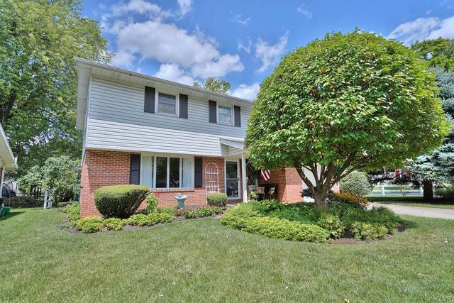 1705 W Highland Street, Allentown City, PA 18104 (#645081) :: Jason Freeby Group at Keller Williams Real Estate
