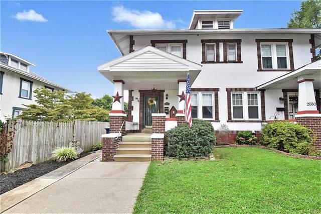 2026 Lawfer Avenue, South Whitehall Twp, PA 18104 (#645153) :: Jason Freeby Group at Keller Williams Real Estate