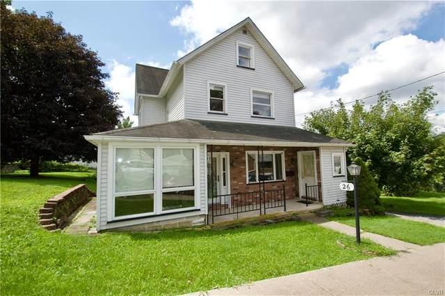 26 New Street, Bangor Borough, PA 18013 (#645195) :: Jason Freeby Group at Keller Williams Real Estate