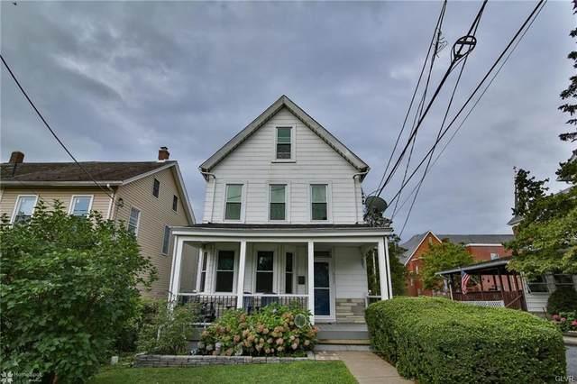 435 Bridge Street, Catasauqua Borough, PA 18032 (#645210) :: Jason Freeby Group at Keller Williams Real Estate