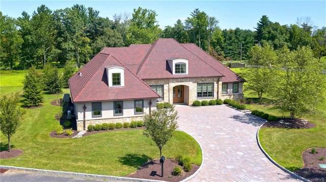 2747 Avenue Du Village, Upper Saucon Twp, PA 18015 (#648172) :: Jason Freeby Group at Keller Williams Real Estate