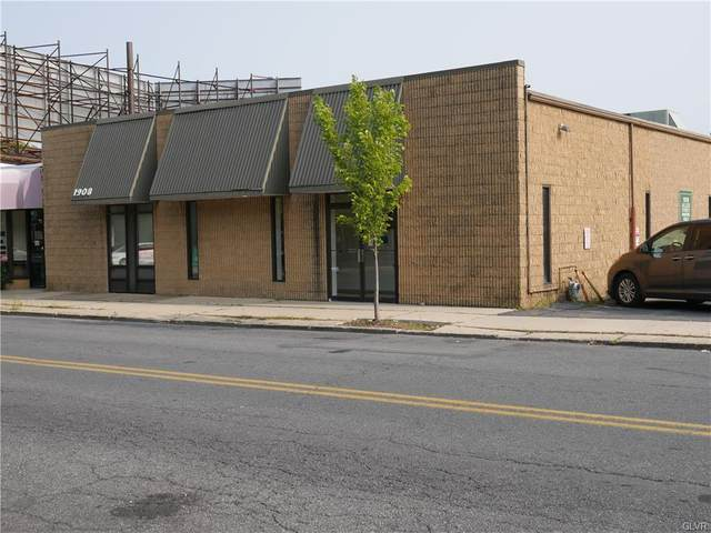 1908 Allen Street #105, Allentown City, PA 18104 (MLS #648597) :: Keller Williams Real Estate