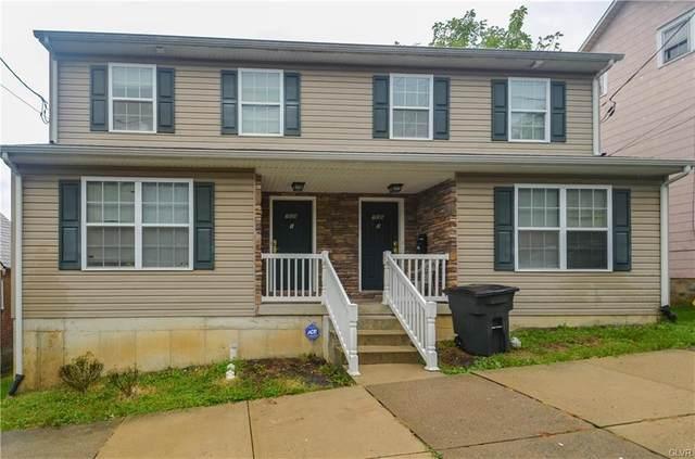 709 Hillside Avenue, Bethlehem City, PA 18015 (#648760) :: Jason Freeby Group at Keller Williams Real Estate