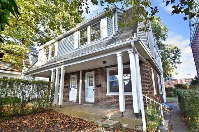 760 Hawthorne Road, Bethlehem City, PA 18018 (MLS #648933) :: Keller Williams Real Estate