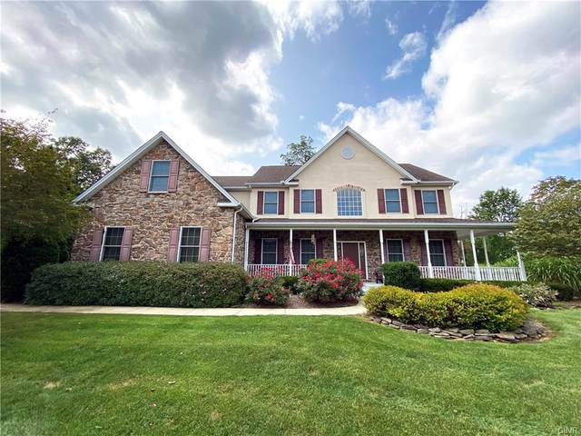 4451 Castle Court, Lower Macungie Twp, PA 18103 (MLS #649006) :: Keller Williams Real Estate