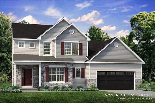 1022 Lisa Lane #47, Palmer Twp, PA 18045 (MLS #649120) :: Keller Williams Real Estate