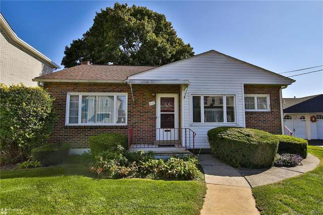 410 E 10Th Street, Northampton Borough, PA 18067 (#649179) :: Jason Freeby Group at Keller Williams Real Estate