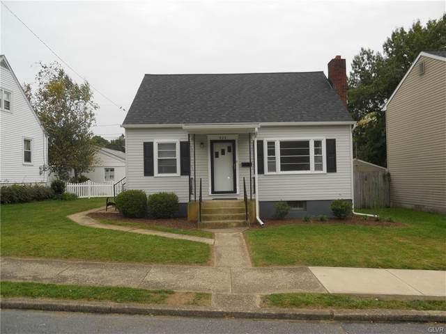 922 Marion Street, Bethlehem City, PA 18017 (#649274) :: Jason Freeby Group at Keller Williams Real Estate