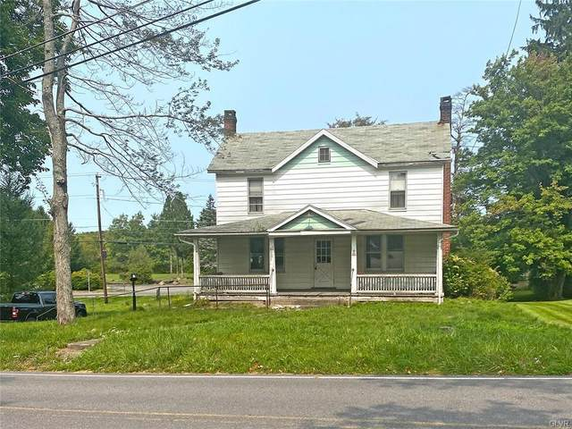 5113 Pocono Crest Road, Tobyhanna Twp, PA 18350 (MLS #649334) :: Keller Williams Real Estate