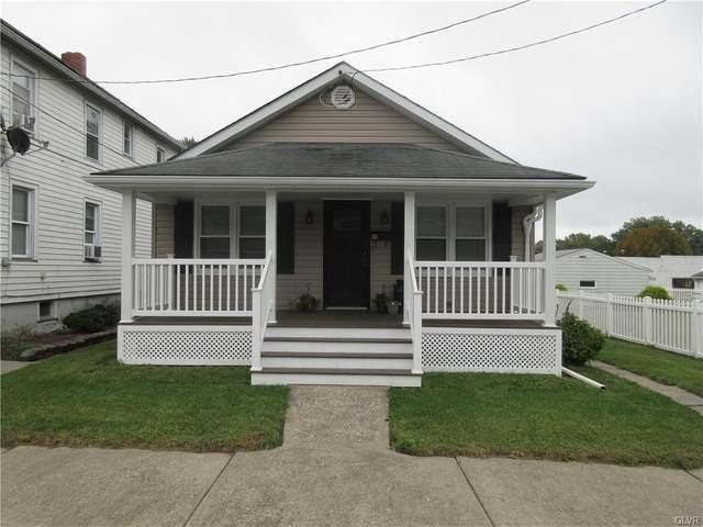 125 N Lehigh Avenue, Wind Gap Borough, PA 18091 (MLS #649359) :: Keller Williams Real Estate