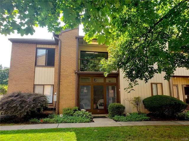 997-D Village Round, Lower Macungie Twp, PA 18106 (MLS #649386) :: Keller Williams Real Estate