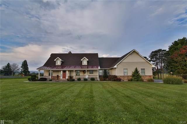 1888 Butz Road, Lower Macungie Twp, PA 19539 (MLS #649469) :: Keller Williams Real Estate