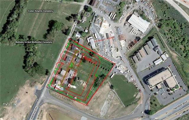 4440 S Cedarbrook Road 4440, 4468-4478, Lower Macungie Twp, PA 18103 (MLS #649595) :: Keller Williams Real Estate