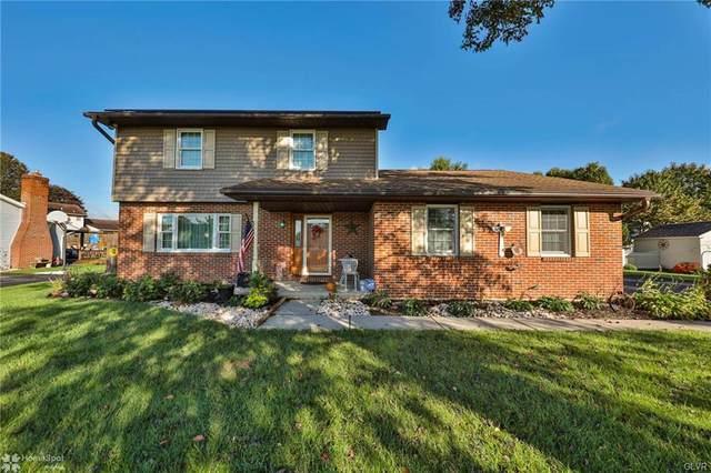 2611 Bonnie Lane, Palmer Twp, PA 18045 (MLS #649608) :: Keller Williams Real Estate