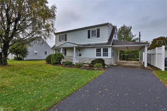 1227 Manchester Road, Bethlehem City, PA 18018 (MLS #651386) :: Keller Williams Real Estate