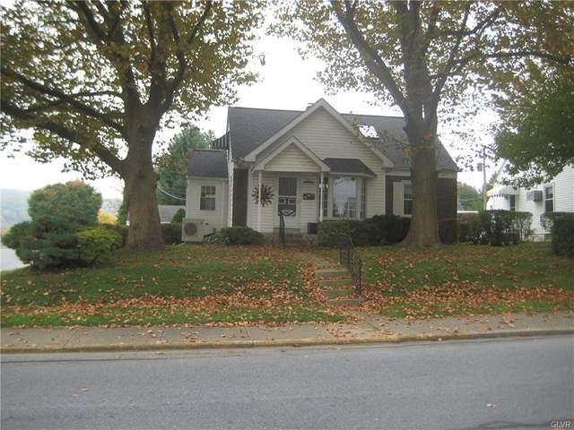 156 W Berger Street, Emmaus Borough, PA 18049 (MLS #651998) :: Keller Williams Real Estate