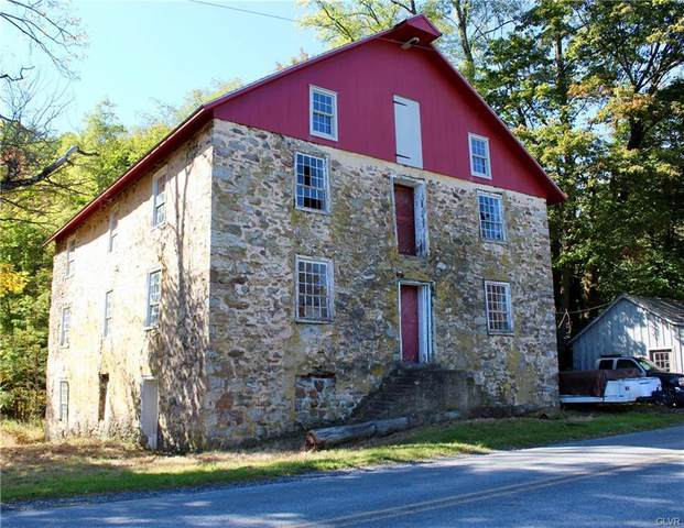 671 Heyer Mill Road, Bushkill Twp, PA 18018 (#652020) :: Jason Freeby Group at Keller Williams Real Estate