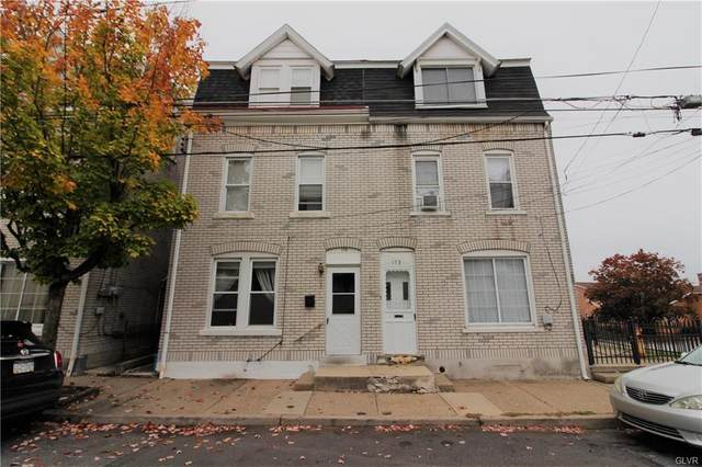 175 W Green Street, Allentown City, PA 18102 (MLS #652038) :: Keller Williams Real Estate
