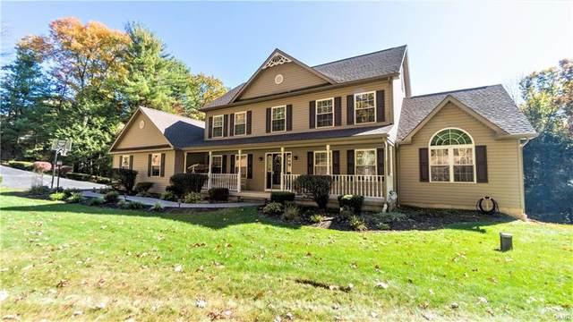 167 Potato Path Road, Polk Twp, PA 18058 (MLS #652059) :: Keller Williams Real Estate