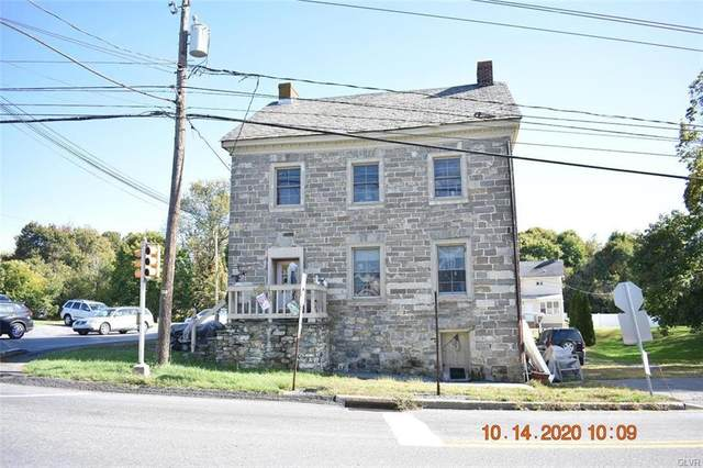 2863 Pa Rt 309, North Whitehall Twp, PA 18069 (#652156) :: Jason Freeby Group at Keller Williams Real Estate