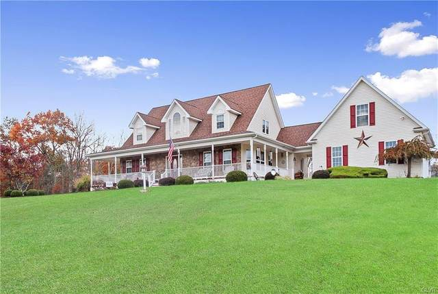 2758 Rising Hill Drive, Chestnuthill Twp, PA 18353 (#654012) :: Jason Freeby Group at Keller Williams Real Estate