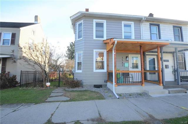 1542 Washington Street, Wilson Borough, PA 18042 (#654655) :: Jason Freeby Group at Keller Williams Real Estate