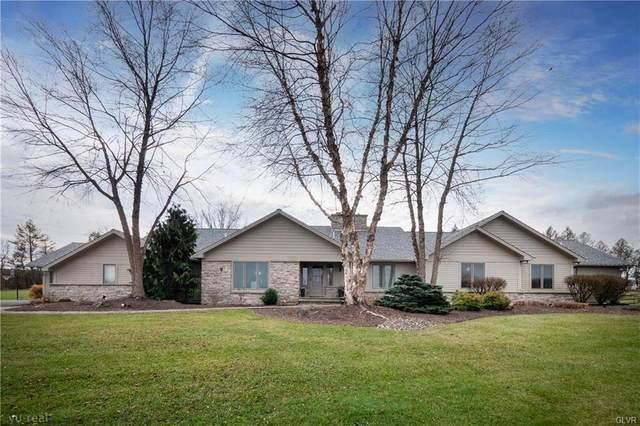 8166 Valley Road, Weisenberg Twp, PA 18051 (#654819) :: Jason Freeby Group at Keller Williams Real Estate