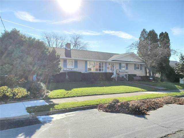 218 E Juniata Street, Allentown City, PA 18103 (#654835) :: Jason Freeby Group at Keller Williams Real Estate