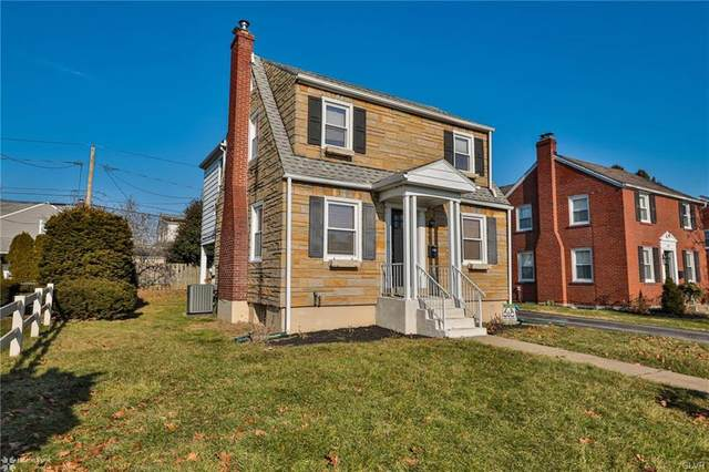 411 E Ettwein Street, Bethlehem City, PA 18018 (MLS #656909) :: Keller Williams Real Estate