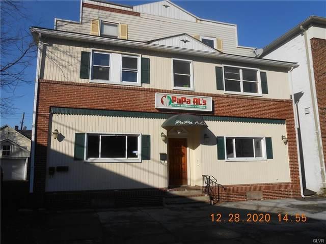 315 Lehigh Avenue, Palmerton Borough, PA 18071 (#657193) :: Jason Freeby Group at Keller Williams Real Estate