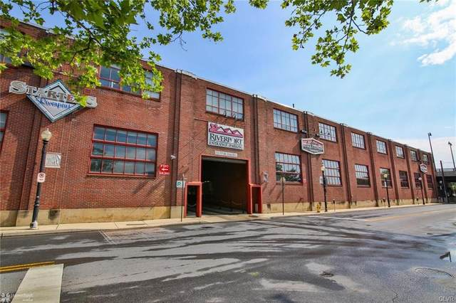 11 W 2nd Street #380, Bethlehem City, PA 18015 (MLS #657617) :: Keller Williams Real Estate