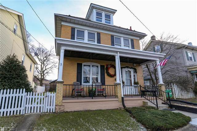 830 W Grant Street, Easton, PA 18042 (MLS #657908) :: Keller Williams Real Estate