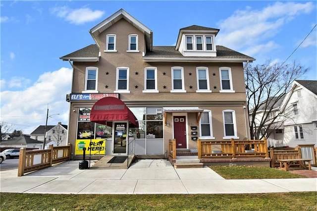 901 Center Street, Bethlehem City, PA 18018 (#659491) :: Jason Freeby Group at Keller Williams Real Estate