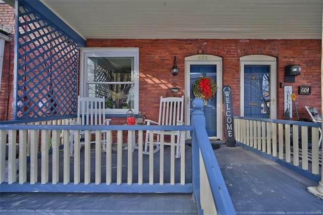 606 Fulmer Avenue, Stroudsburg, PA 18360 (#659702) :: Jason Freeby Group at Keller Williams Real Estate