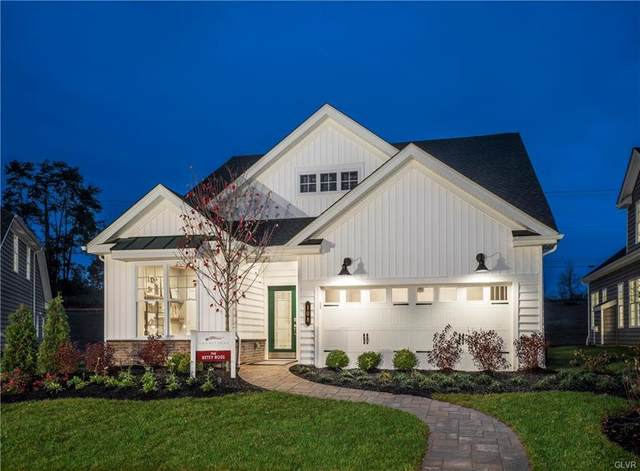 Traditions Drive Betsy Ross, Coopersburg Borough, PA 18036 (MLS #659878) :: Smart Way America Realty