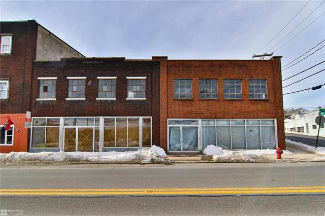 368-372 1St Street, Lehighton Borough, PA 18235 (#660003) :: Jason Freeby Group at Keller Williams Real Estate