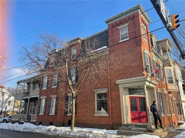 443 N 8th Street, Allentown City, PA 18102 (#660229) :: Jason Freeby Group at Keller Williams Real Estate