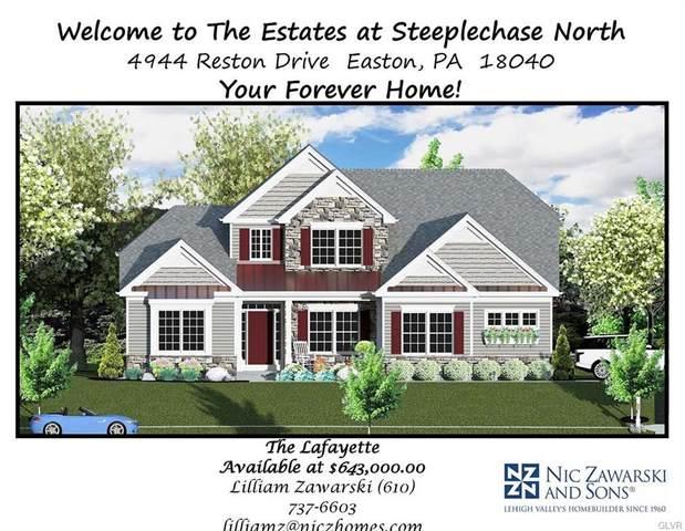 4944 Reston Drive #77, Forks Twp, PA 18040 (#661631) :: Jason Freeby Group at Keller Williams Real Estate