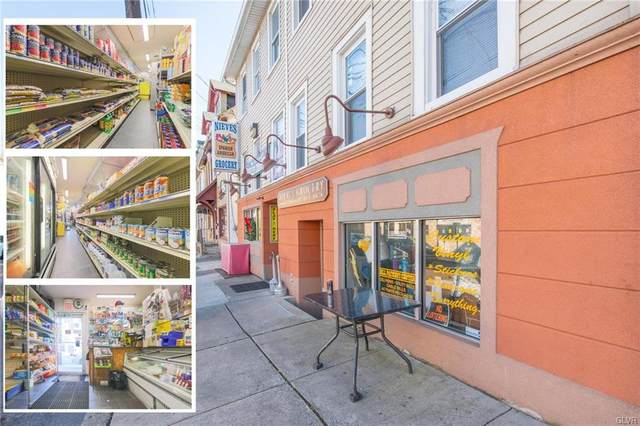 744 E 4Th Street, Bethlehem City, PA 18015 (#661987) :: Jason Freeby Group at Keller Williams Real Estate