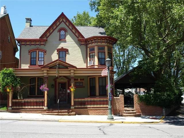 401 W Main Street, Kutztown Borough, PA 19530 (#662145) :: Jason Freeby Group at Keller Williams Real Estate