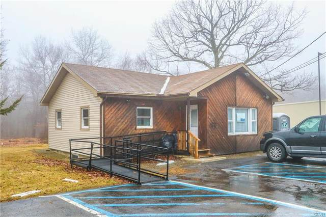 2600 Route 940, Tobyhanna Twp, PA 18346 (#664050) :: Jason Freeby Group at Keller Williams Real Estate