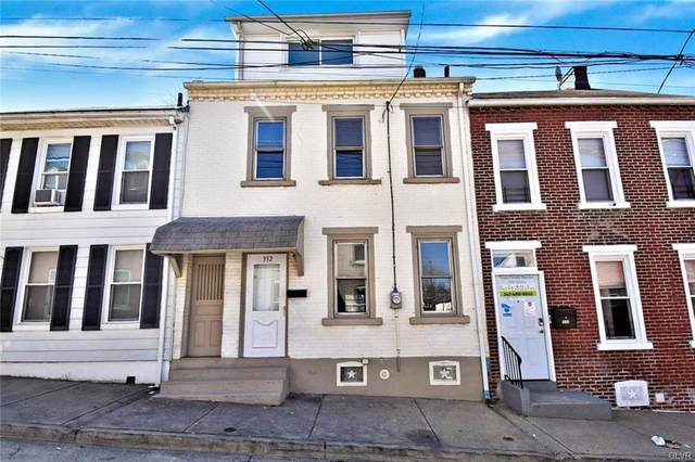 332 N Hall Street, Allentown City, PA 18102 (#664420) :: Jason Freeby Group at Keller Williams Real Estate
