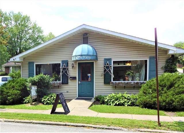 418 Roseto Avenue Building Only, Roseto Borough, PA 18013 (#664922) :: Jason Freeby Group at Keller Williams Real Estate