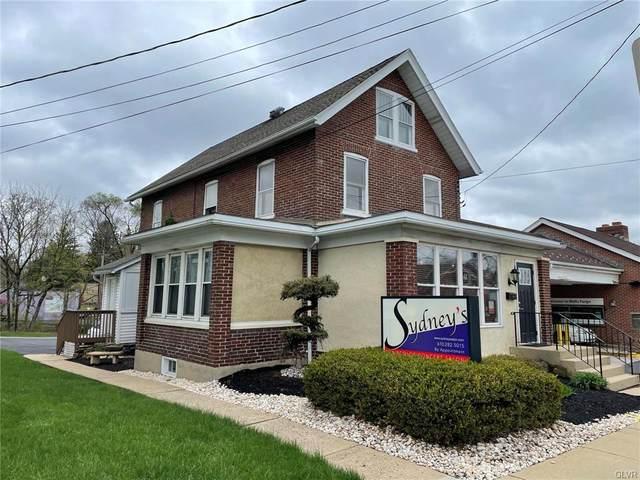 14 S Main Street, Coopersburg Borough, PA 18036 (#665149) :: Jason Freeby Group at Keller Williams Real Estate