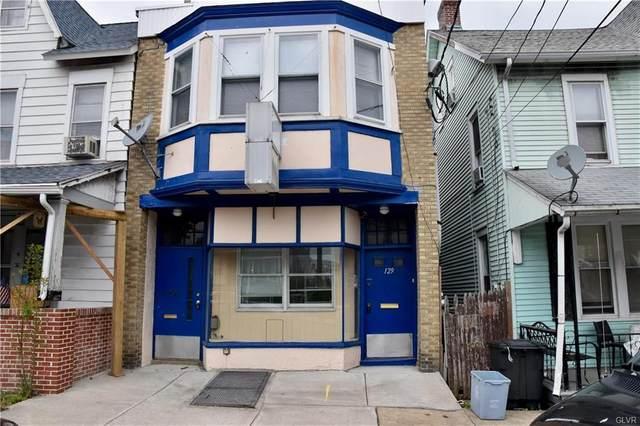 129 W Susquehanna Street, Allentown City, PA 18103 (MLS #665201) :: Smart Way America Realty