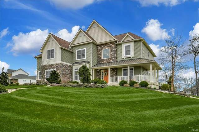 4319 Saratoga Drive, Lower Nazareth Twp, PA 18020 (MLS #665655) :: Smart Way America Realty