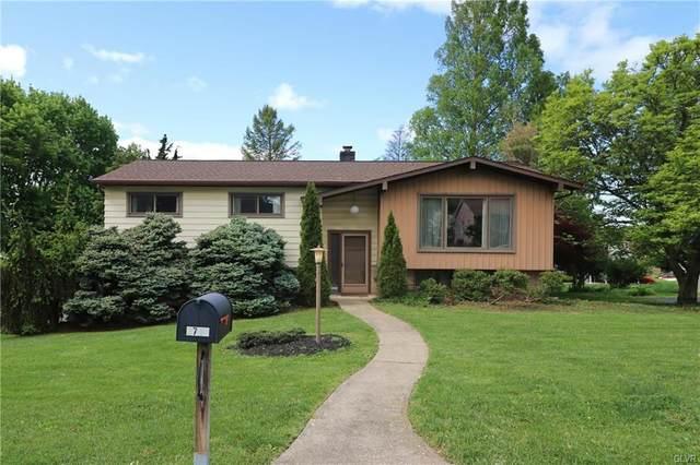 2715 Van Buren Road, Palmer Twp, PA 18045 (#667263) :: Jason Freeby Group at Keller Williams Real Estate