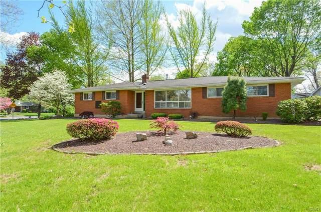 1307 Woodland Circle, Hanover Twp, PA 18017 (#667291) :: Jason Freeby Group at Keller Williams Real Estate
